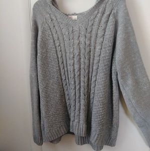 SO Sweaters - SO Heritage Gray Sweater